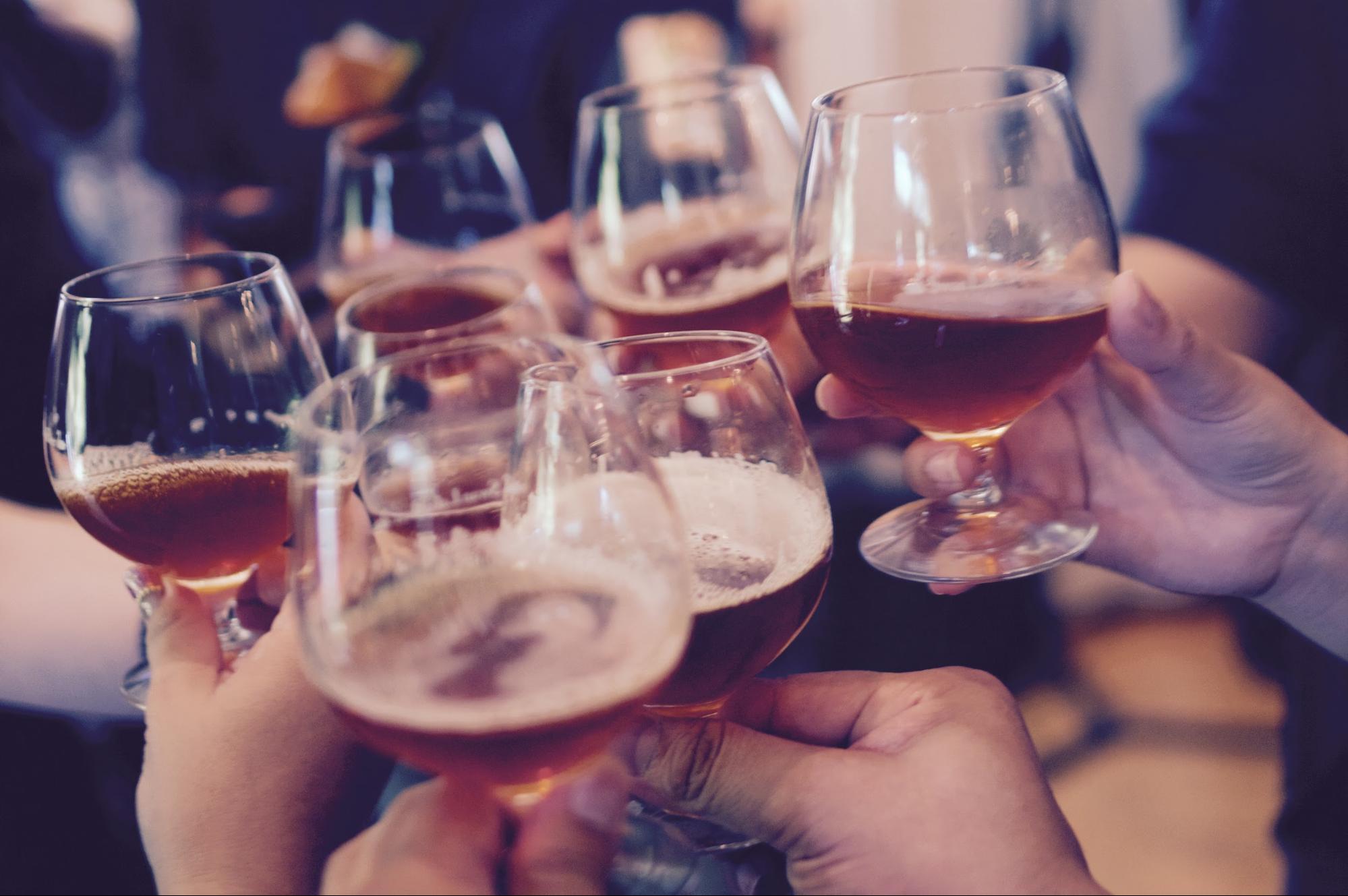 Instagram captions for beers
