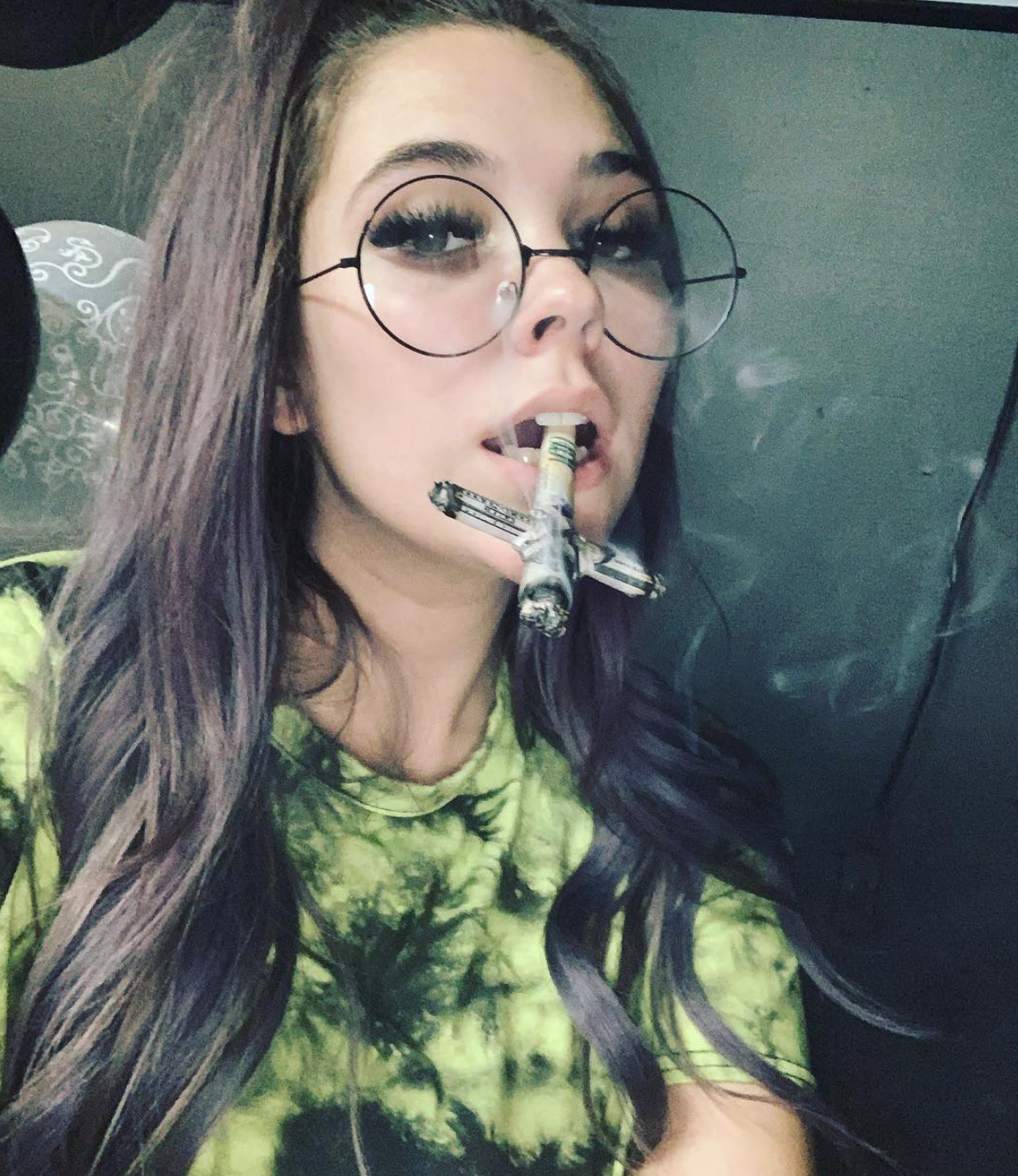 Medicated Marley is a top cannabis influencer