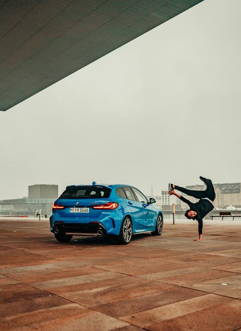BMW tiktok hashtag challenge
