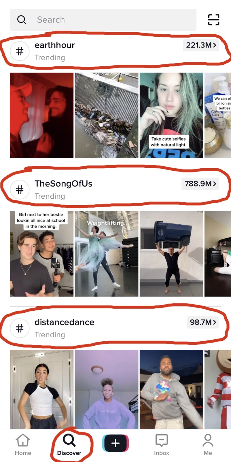 hashtags I used to get viral on tiktok