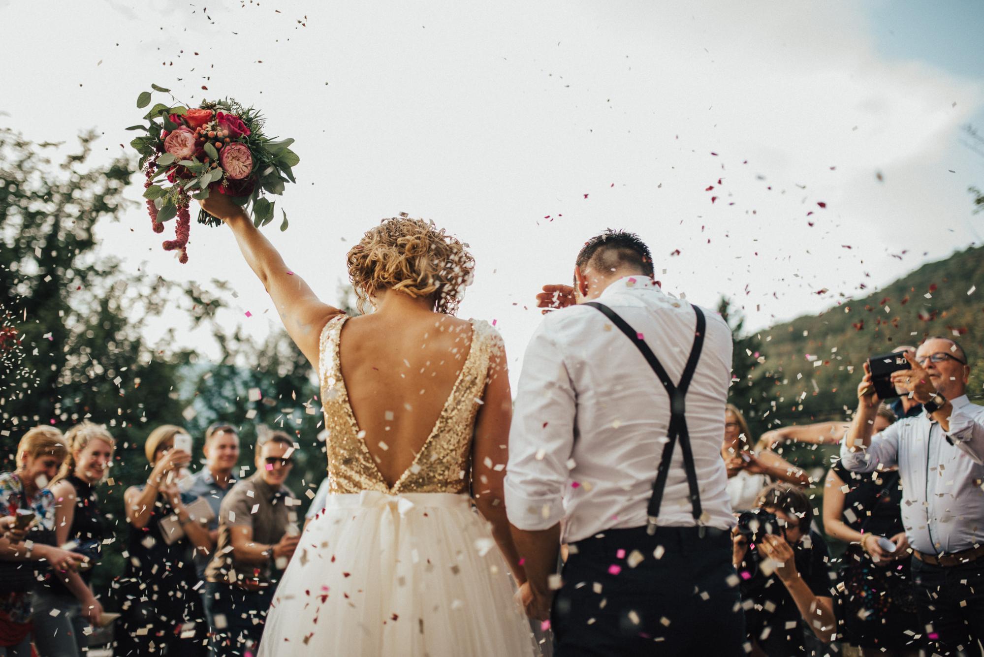 Perfectly Creative Wedding Hashtags on Instagram